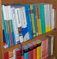 Bücherregal, CC0